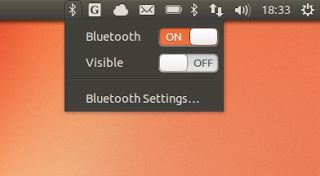 bluetooth indicator ubuntu 13.04