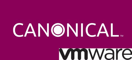 canonical vmware