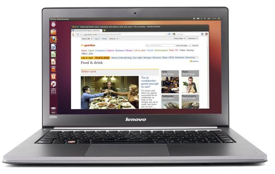 Ubuntu Ноутбук - фото 3
