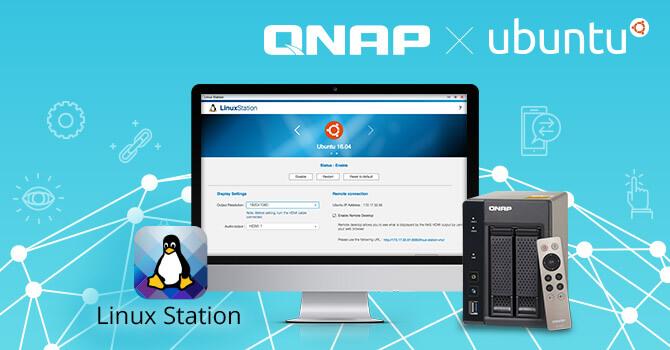 QNAP и Canonical оптимизируют Ubuntu для IoT