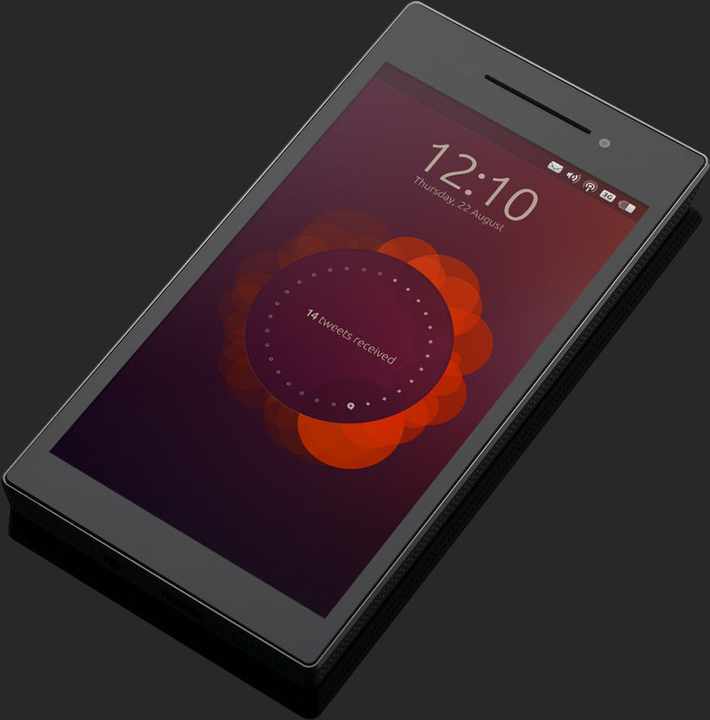 ubuntu edge phone