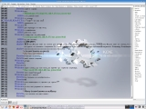 FreeBSD: Полупрозрачный XChat